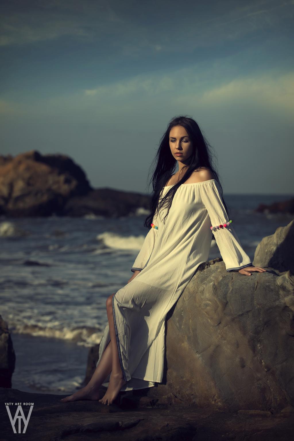 Goa Beach Fashion Photography